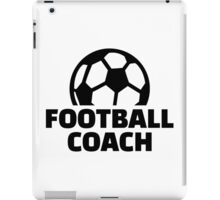 Football coach iPad Case/Skin