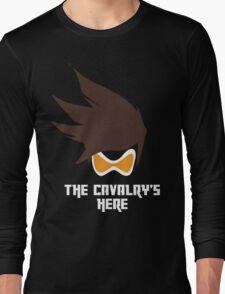 The Cavalry's Here - Dark Long Sleeve T-Shirt