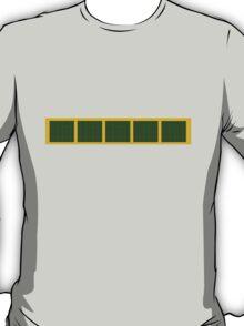 In Space Silver Ranger Shirt T-Shirt