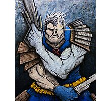 Cable of the New Mutants Photographic Print