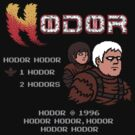 HODOR by DREWWISE
