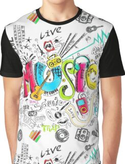 Music Graphic T-Shirt