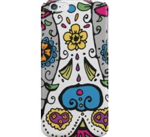 Murphy Sugar Skull iPhone Case/Skin
