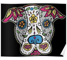 Murphy Sugar Skull Poster