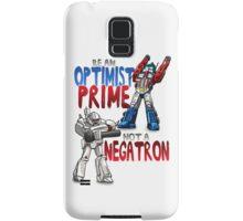 Optomist Prime Samsung Galaxy Case/Skin