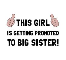 Promoted To Big Sister by AmazingMart