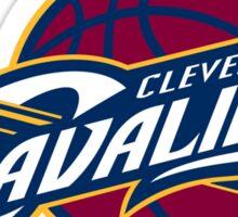 NBA Cleveland Cavalier 2016 Sticker
