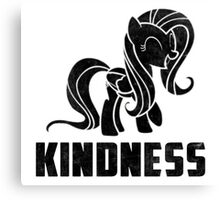 Fluttershy - Kindness Canvas Print