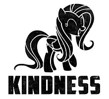 Fluttershy - Kindness Photographic Print