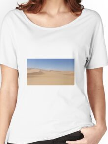 Desert Women's Relaxed Fit T-Shirt
