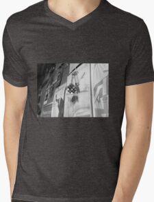 Rubix & Revelations Mens V-Neck T-Shirt