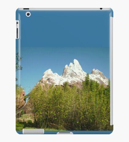 Expedition Everest iPad Case iPad Case/Skin