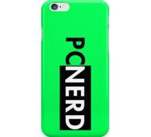 Pc Nerd iPhone Case/Skin