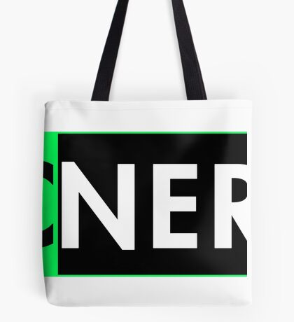 Pc Nerd Tote Bag