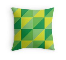 Rio Olympics 2016 (Brazil Pattern) Throw Pillow
