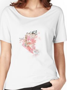 Flowers for the Soul Women's Relaxed Fit T-Shirt