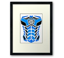GadgetTribe Armor Framed Print