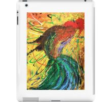 The King Rooster iPad Case/Skin
