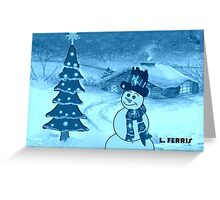 It's Cold Out Here, Yo! Greeting Card