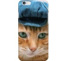 The Cat in the Hat iPhone Case/Skin