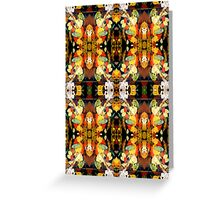 Happy Autumn Butterfly Greeting Card