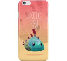 Exotic fish iPhone Case/Skin