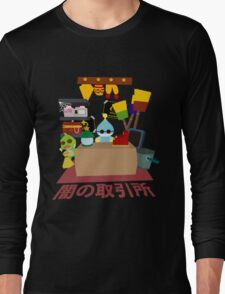 Chao Black Market Long Sleeve T-Shirt