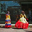 Typical Dresses by Maria  Gonzalez