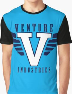 Venture Industries - Wings Graphic T-Shirt