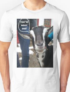 Goat This Unisex T-Shirt