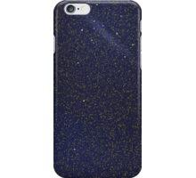 Goldstone background  iPhone Case/Skin