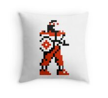 Rygar Throw Pillow