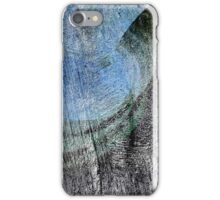 The suspension of thought iPhone Case/Skin