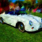 Porsche 356 Speedster by jean-louis bouzou