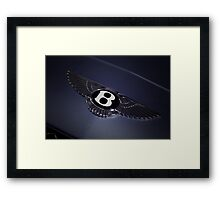 Angel's Wings Framed Print