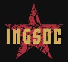 INGSOC (English Socialism) One Piece - Long Sleeve