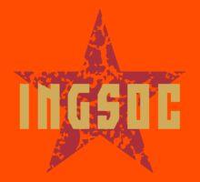 INGSOC (English Socialism) Kids Tee