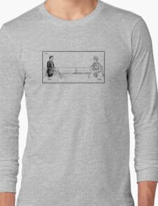 Ping-Pong. Long Sleeve T-Shirt