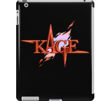 Kage / Shadow of the Ninja iPad Case/Skin