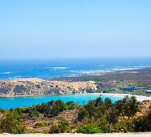 Coast Outside La Serena Chile by elisehendrick