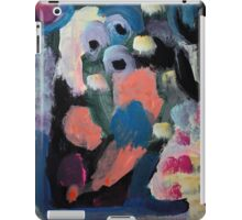 promise to catch me when i fall iPad Case/Skin