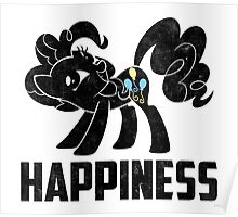 Pinkie Pie - Happiness Poster