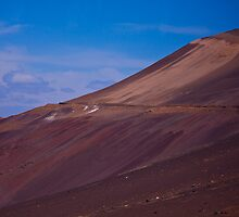 Wadi in the Atacama by elisehendrick