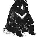 log bear by louros