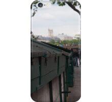 Just walking through Paris iPhone Case/Skin