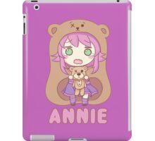 Annie chibi iPad Case/Skin