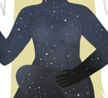 Space Girl 12 Sticker