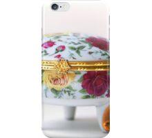 jewelry box iPhone Case/Skin