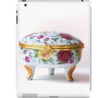 jewelry box iPad Case/Skin