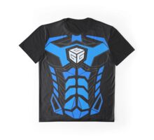 GadgetTribe Armor Graphic T-Shirt